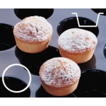 Backmatte Minimuffins 51x29 mm