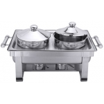 Chafing Dish-Suppenstation